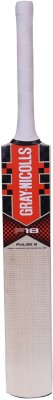 Gray Nicolls F18 Pulse Size-6 Kashmir Willow Cricket  Bat (6, 850-930 g)