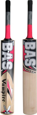 Bas Vampire Sixer English Willow Cricket Bat