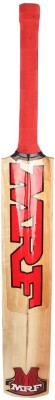 MRF Genius Kashmir Willow Cricket  Bat (Harrow, 1100-1200 g)