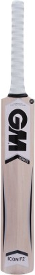 GM Icon F2 Select Kashmir Willow Cricket  Bat (Short Handle, 800-1200 g)