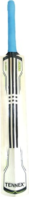 Tennex T-222 D Kashmir Willow Cricket  Bat (Short Handle, 1100 - 1250 g)