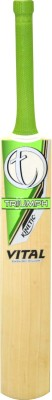 Triumph Vital English Willow Cricket  Bat (Long Handle, 1200-1500 g)