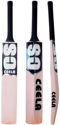Ceela Sports SX4 Kashmir Willow Cricket  Bat (Short Handle, 1100-1300 g)