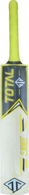Total Shot Kashmir Willow Cricket  Bat (Long Handle, 1500 g)