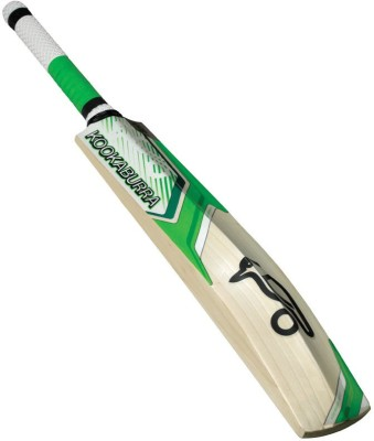 Kookaburra Kahuna Prodigy 100 Kashmir Willow Cricket  Bat (Harrow, 400-600 g)