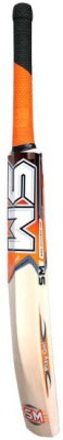 SM Acc 18 Middler Kashmir Willow Cricket  Bat (Harrow, 500 - 1000 g)