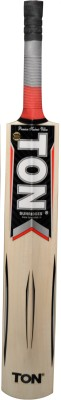 SS Ton Tennis Kashmir Willow Cricket  Bat (Short Handle, 1200 g)