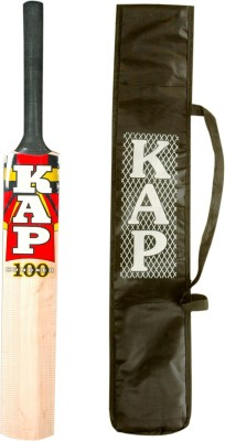 SII KAP 100 Kashmir Willow Cricket  Bat (Harrow, 1200-1500 g)