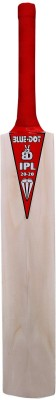 Blue Dot IPL 2020 Tennis Kashmir Willow Cricket  Bat (4, 600-750 g)