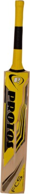 RK THUNDER English Willow Cricket  Bat (Harrow, 500 g)