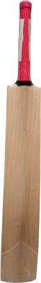 THREE WICKETS RG-WARNER Kashmir Willow Cricket  Bat (Short Handle, 1200-1300 g)