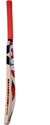 CW Hitech Kashmir Willow Cricket  Bat (Short Handle, 1050-1250 g)