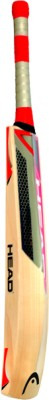 Head Stroke English Willow Cricket  Bat (Harrow, 1150 - 1280 g)