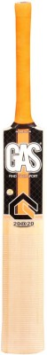 GAS 20@20 Kashmir Willow Cricket  Bat (Short Handle, 700-900 g)