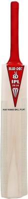 Blue Dot IPL 2020 Tennis Kashmir Willow Cricket  Bat (4, 600-750 g)