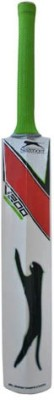 Slazenger V200 Icon English Willow Cricket  Bat (Short Handle, 700-1200 g)