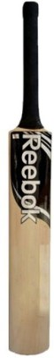 Reebok Ultimate Kashmir Willow Cricket  Bat (Short Handle, 700 - 1200 g)
