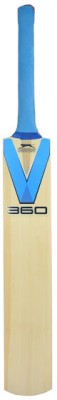 Slazenger V360 Ultra Kashmir Willow Cricket  Bat (Short Handle, 700-1500 g)