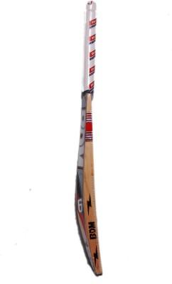 BDM G-6 English Willow Cricket  Bat (Short Handle, 1100-1200 g)