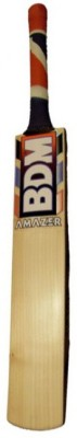 BDM Amazer English Willow Cricket  Bat (Short Handle, 1190 g)