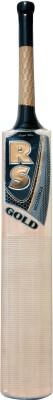 Rs Robinson Gold English Willow Cricket  Bat (Short Handle, 1050-1150 g)