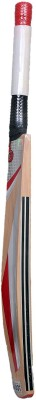Blue Dot Premium Leather English Willow Cricket  Bat (Short Handle, 1150-1250 g)