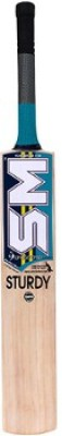 SM Sturdy Kashmir Willow Cricket  Bat (Harrow, 900 - 2000 g)