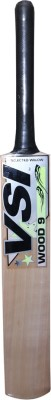 VSI Wood 9 Youth Kashmir Willow Cricket  Bat (Short Handle, 700-1200 g)