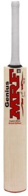 MRF Grand Edition (Virat Kohli Endorsed) English Willow Cricket  Bat (Short Handle, 1100-1300 g)