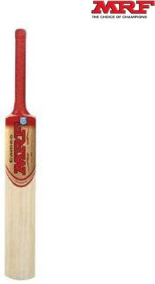 MRF Cameo English Willow Cricket  Bat (Short Handle, 1250 - 1270 g)