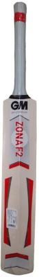 GM Zona F2 Aura English Willow Cricket  Bat (Harrow, 700-1200 g)