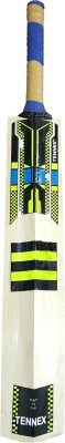 Tennex T-333 D Kashmir Willow Cricket  Bat (Short Handle, 1100 - 1250 g)