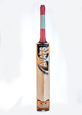 Avats BT01 Kashmir Willow Cricket  Bat (Long Handle, 800-1200 g)