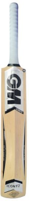 GM Icon F2 Meastro Kashmir Willow Cricket  Bat (Short Handle, 700-1200 g)