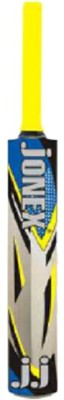 JJ Jonex HIGH QUALITY HOT SHOT Kashmir Willow Cricket  Bat (Long Handle, 800-1000 g)