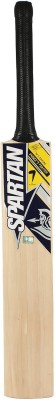 Spartan Fighter Kashmir Willow Cricket  Bat (Short Handle, 800-1250 g)