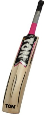 SS TON Maxpower Kashmir Willow Cricket  Bat (Long Handle, 900-1200 g)