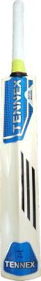 Tennex T-111 D Kashmir Willow Cricket  Bat (Short Handle, 1050 - 1250 g)
