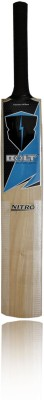 Bolt Nitro Kashmir Willow Cricket  Bat (Long Handle, 900-1400 g)