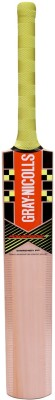 Gray Nicolls Powerbow Smasher Kashmir Willow Cricket  Bat (Short Handle, 700-1200 g)