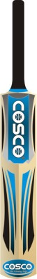 Cosco Thunder Kashmir Willow Cricket  Bat (Short Handle)