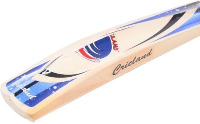 Cricland CL - Neptune Kashmir Willow Cricket  Bat (Short Handle, 700 -1200 g)