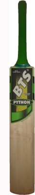 BTS Python Poplar Willow Cricket  Bat (Short Handle, 900-1100 g)