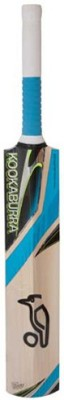Kookaburra Ricochet Prodigy 35 Kashmir Willow Cricket  Bat (Short Handle, 1200 - 1300 g)
