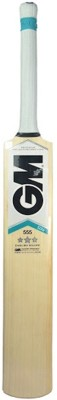 GM SIX6 F2 555 English Willow Cricket  Bat (Short Handle, 800 - 900 g)