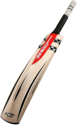 Gray-Nicolls Oblivion E41 Force Strike Kashmir Willow Cricket  Bat (Short Handle, 1133-1247 g)