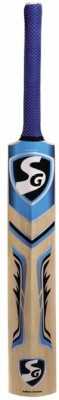 SG Boundry Xtreme Kashmir Willow Cricket  Bat (Short Handle, 1100-1300 g)