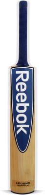 Reebok Legend English Willow Cricket  Bat (Long Handle, 1000 - 1250 g)