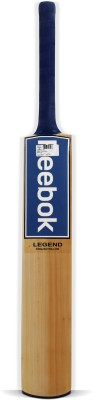 Reebok Legend English Willow Cricket  Bat (Long Handle, 1000 - 1250 g)