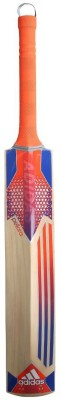 Adidas PELLARA ELITE Kashmir Willow Cricket  Bat (Short Handle, 1280 g)